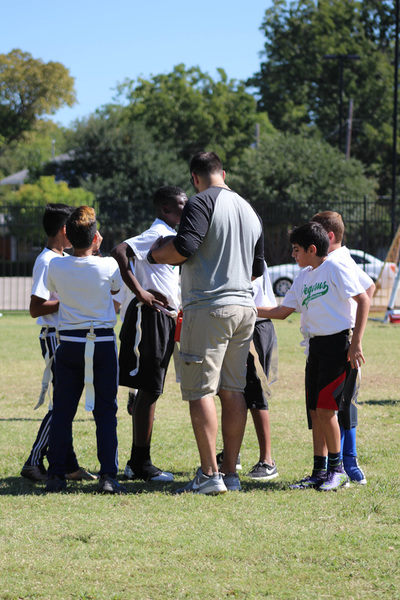 Learn about our after school sports programs in Dallas, TX